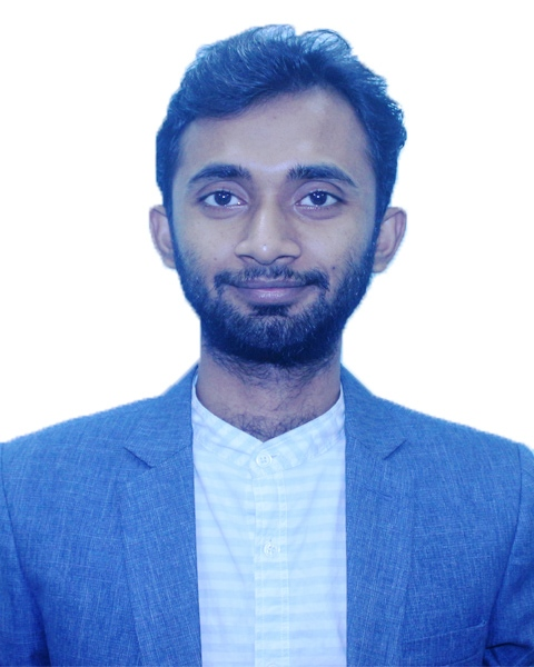 Md. Ashraful Islam (Assistant Communication Officer)